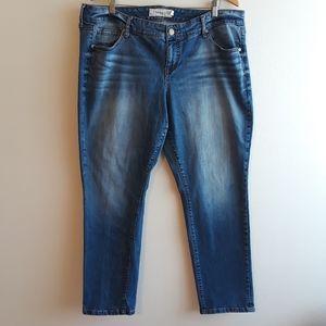 Torrid | skinny jeans sz 18